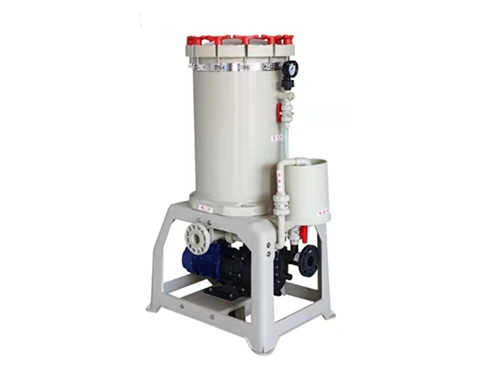 HX-新型厚板化学药液过滤机