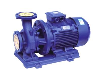 ISW单级单吸立式管道离心泵