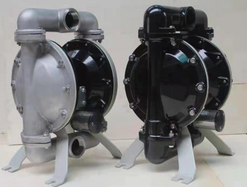 QBK耐酸碱气动隔膜泵