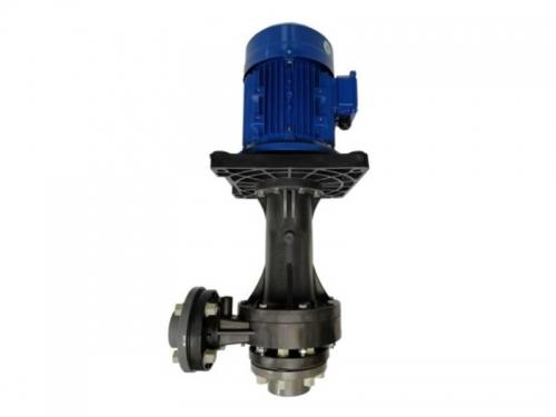DLS-可空转立式耐酸碱泵